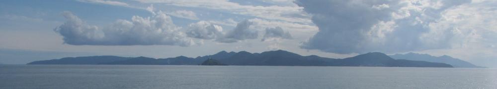 Paddeln, wo andere hin verbannt werden – Elba 2013