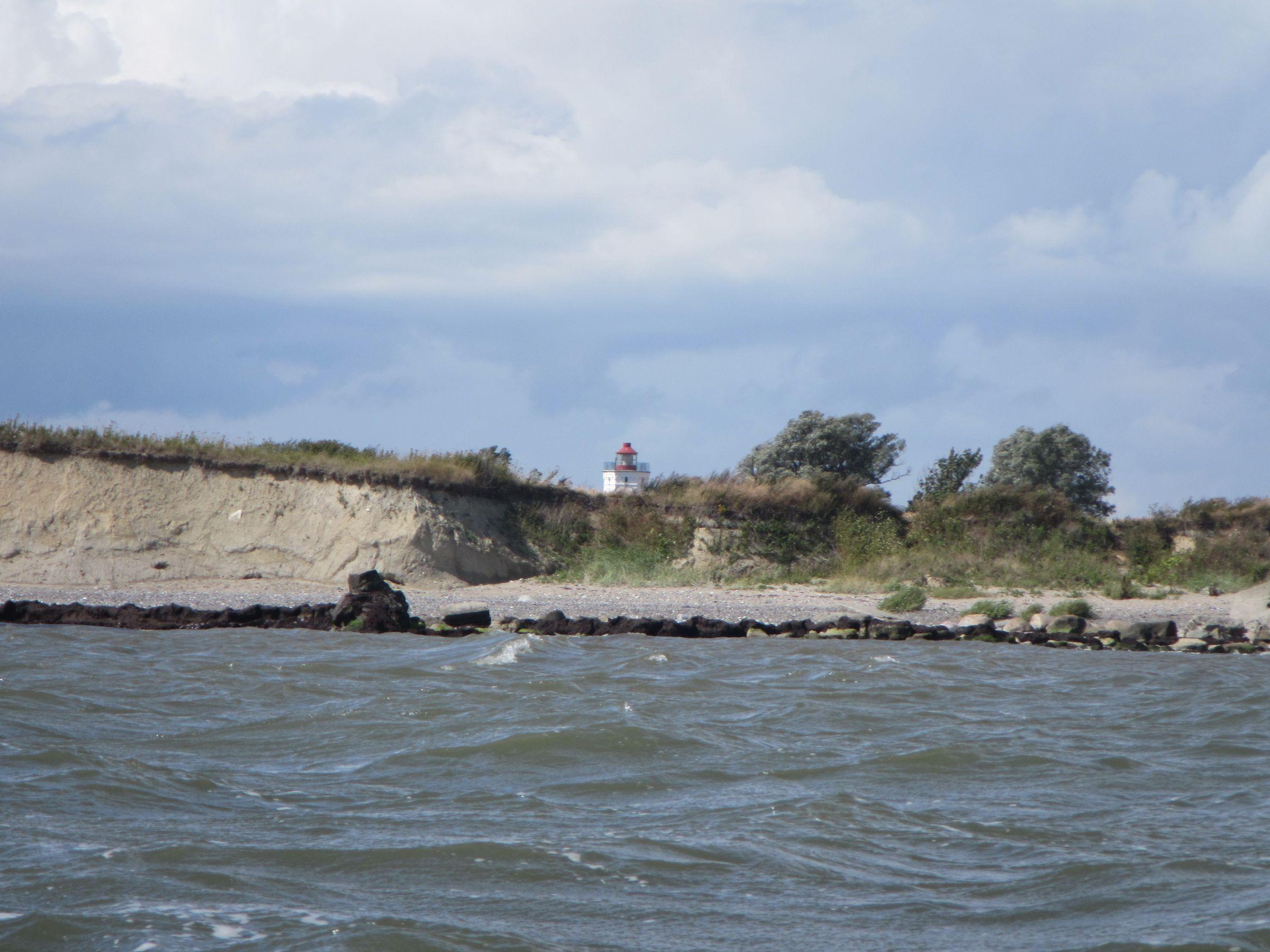 Ein Plan und der südlichste Punkt Dänemarks